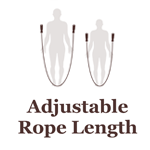 adjustable-rope-length